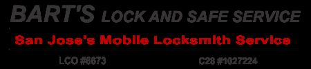 Bart's Lock & Safe Service Logo
